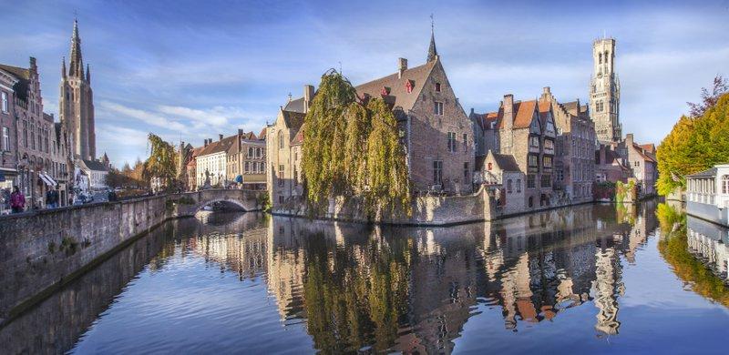 Romantisch namiddagje in Brugge per koets of rondvaart bootjes