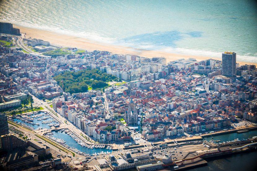 Stadswandeling Oostende 5 km